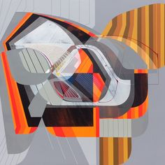 """Last chance to see Alex Couwenberg """"Left at 69s"""" Lyons Wier Gallery on view thru Oct 8  #AlexCouwenberg  #lyonswiergallery #abstractpainting #geometricasbstraction #californiadreaming #BestShowInChelsea #DontMissIt Made with Flipagram - https://flipagram.com/f/x1J1gQzAqf"""