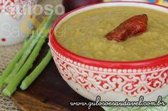 Para o #jantar temos esta Sopa de Talos de Couve Termogênica que é deliciosa e tem a vantagem de ser um reaproveitamento. Ô coisa boa, não é? #Receita aqui: http://www.gulosoesaudavel.com.br/2015/08/10/sopa-talos-couve-termogenica/