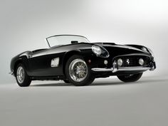 Ferrari 250 GT SWB California Spyder 1960-1963 Photo 03