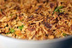 Green Bean And Mushroom Poutine Recipes — Dishmaps