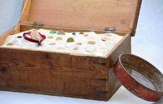Die Schatzkiste - Ein originelles Geldgeschenk für die Hochzeit