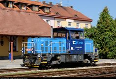 RailPictures.Net Photo: CD 708 703 4 Ceske Drahy CD 708 at Vodnany, Czech Republic by Jaroslav Dvorak