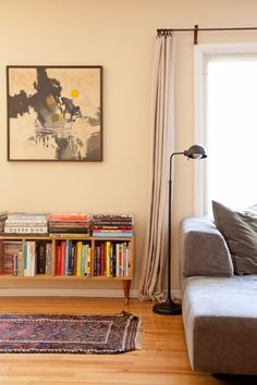 Living with Textiles in Laurel Canyon | Design*Sponge