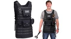 A Tactical Apron For Chefs