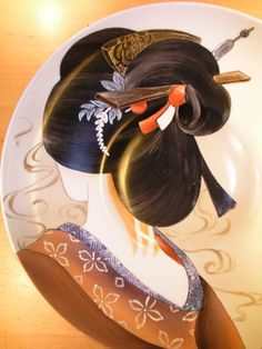 Click to Close Afrique Art, Art Asiatique, Japanese Painting, China Painting, Japan Art, Creative Words, Chinoiserie, Portrait, Illustration