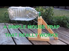 I've tried making copies of other peoples traps. Some are too complicated and…