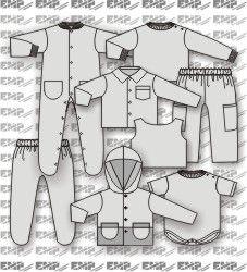 moldes de roupas de bebe 4