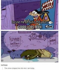 Ed Edd og Eddy porno tegneserier