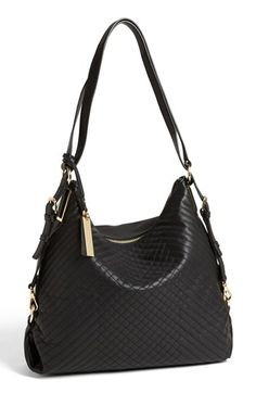 Love the Convertibility...and the quilting.  Vince Camuto 'Avery' Convertible Hobo/Backpack   Nordstrom