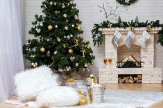 Weihnachtsdeko Innenbereich kreative Ideen