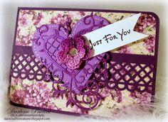 Dar's Crafty Creations: RIP ... Charlene Merrick