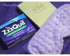 Mommy Katie: Making a Sleep Resolution with ZzzQuil