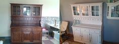 Kredens / Kitchen Dresser Shabby Chic