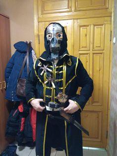 cosplay corvo attano