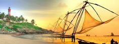 Kerala Tour 7 Days from Cochin - http://www.discover-india.in/kerala-tour-packages/7-days-kerala-tour.html