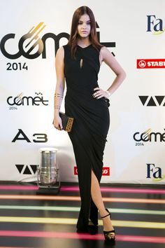 Barbara Palvin - Viva Comet Awards 2015 in Budapest, Hungary-1