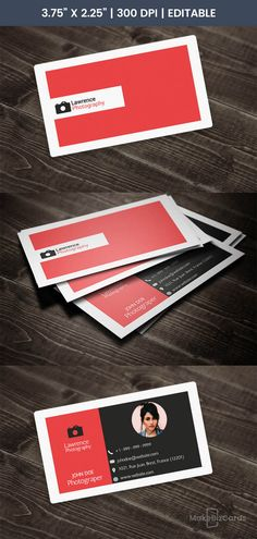 Free free wildlife photographer business card photographer free real estate photography business card reheart Images