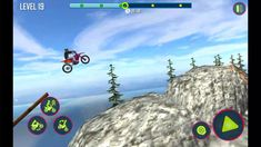 Bike Stunt Tricks Master 3D Racing Android Gameply #6 Motorbike Game, 3d Racing, Stunts, Channel, Android, Waterfalls