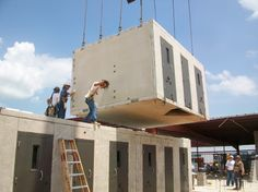 Precast concrete buildings can save you time and money.