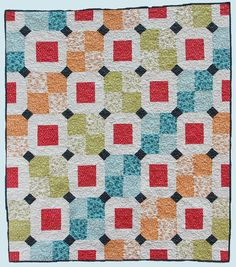 Here and There - Abbey Lane Quilts