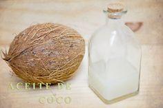 Cómo hacer Aceite de coco.  COSMÉTICA NATURAl 🍀🍁