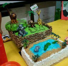 Torta giungla. Jungle pie.