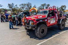 Nissan Patrol Outback Challenge 2014