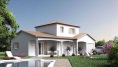 Maison Traditionnelle - Plans et modèles