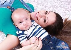 Mamãe Karine e seu filhote lindo Vicente! #fotodefamilia #familia #luanafoggiattofotografia