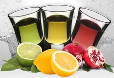 Jello shots have been becoming more and more popular. But why make boring Jello shots like in 2010 when you can be creative and mix 'n' match flavours to get great new recipes in 2011!