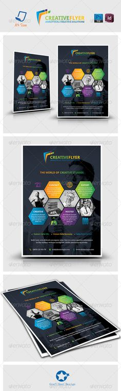 2700+ Business Flyer Templates   GraphicRiver