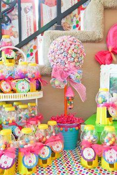 Candy land / Bubble gum party