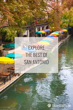 Explore top things to do in San Antonio, Texas.