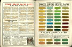Montgomery Ward & Co. Paint Book, 1915