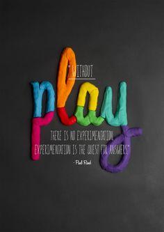 PLAYDOH colours - fun bright