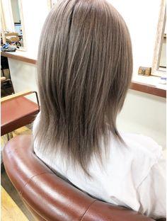 Asian Hair Bob, Medium Hair Styles, Short Hair Styles, Medium Shag Haircuts, Haircut Designs, Bob Hairstyles, Selena Gomez, Hair Inspiration, Bangs