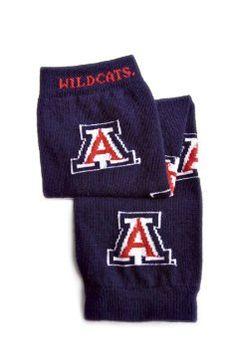 University of Arizona Baby Leg Warmers. $15!