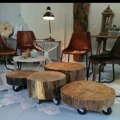 Tafel Van Boomstronk.22 Beste Afbeeldingen Van Boomstam Tafel Living Room Lounges En