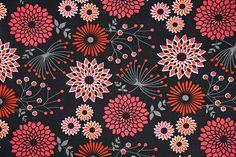 Bella Taylor's Posy Pop Fabric Swatch