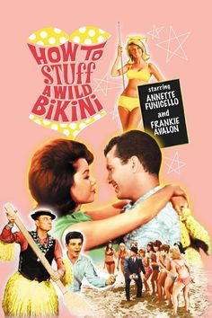 Annette and Frankie are awesome as an couple in several of their beach movies. I really would love to see all of them. I've seen only two so far.