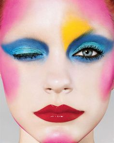 """richard burbridge - jessica stam.......I PAID FOR THIS SAME """"LOOK""""......MAN, I WAS SO PRETTY, I THOUGHT.......STRANGE, THEY JUST KEPT STARING AT ME AT THE  LAST P.T.A. MEETING........ccp"""