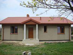 Front domu  #projekt #dom #budowa