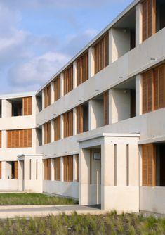 Perraudin Architectes / Logements à Toulouse