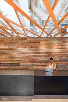 Scandinavia Meets San Francisco in the Nokia Technologies Office by Gensler