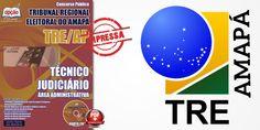 Nova -  Apostila TRE AP - Técnico Judiciário PDF e Impressa  #apostilas