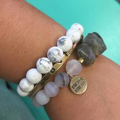 #Repost @amcolello_0927  Simple & Sweet just like me. Obsessed with @kinsleyarmelle and how easy it is to create beautiful bracelet stacks. #kinsleyarmelleambassador #kinsleyarmelle #stackedbracelets #fashion #love