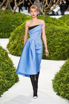 Christian Dior Spring 2013 Haute Couture Collection  - ELLE.com