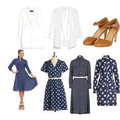 Jessica Fletcher MSW by nicolesobol on Polyvore featuring polyvore, fashion, style, Michael Kors, Kenzo, Myrtlewood and MANGO