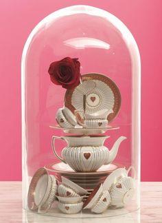 Wedgwood Queen of Hearts Tea Set