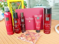Glossybox - The Ritual of Ayurveda - Special Edition Oktober @ritualscosmetic